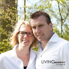 Familiefotoshoot in Argonnepark Ter Aar LIVINGmemoriesfotografie