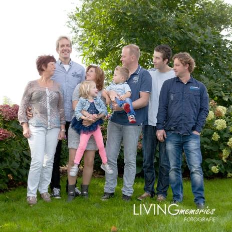 Familiefotoshoot Noorden LIVINGmemoriesfotografie 1