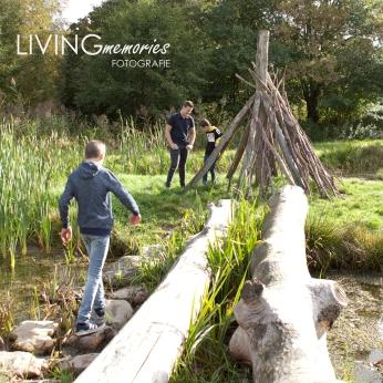 Familiefotoshoot Natuurspeeltuin Nieuwkoop LIVINGmemoriesfotografie 2