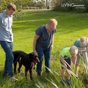 Familiefotoshoot Ter Aar Argonnepark LIVINGmemoriesfotografie 1