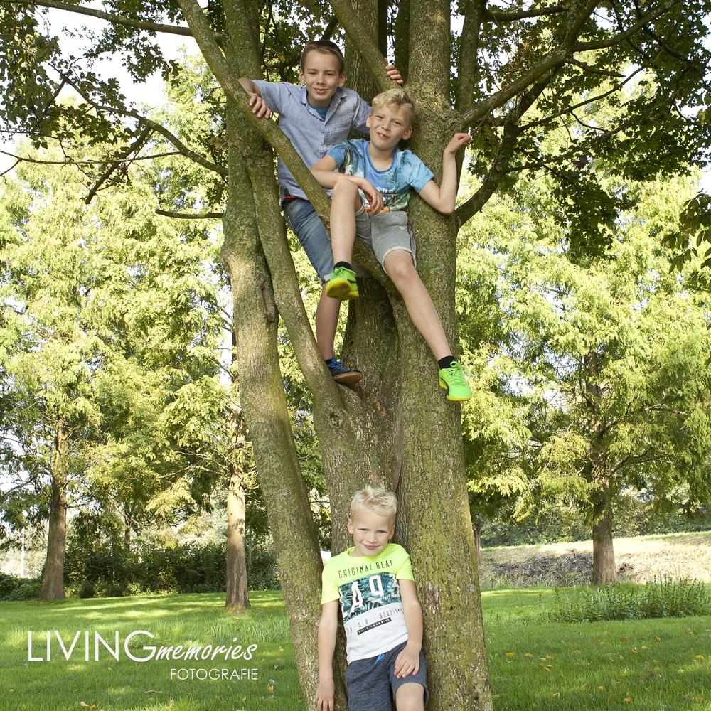 Familiefotoshoot Ter Aar Argonnepark