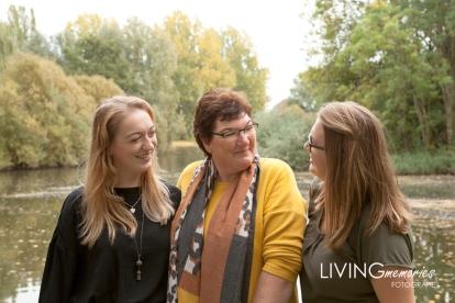 Familiefotoshoot Nieuwveen Ursulabos LIVINGmemoriesfotografie