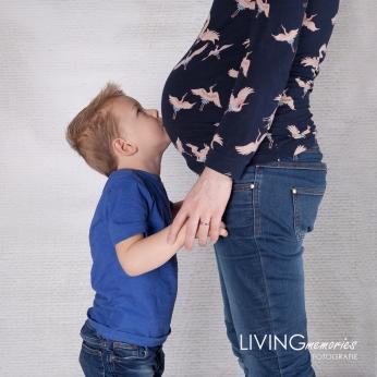 Zwangerschapsfotografie Ter Aar LIVINGmemories fotografie