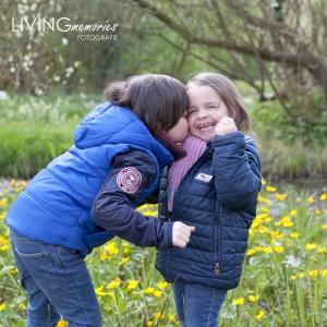 Familiefotoshoot Heemtuin Nieuwkoop_LIVINGmemories fotografie