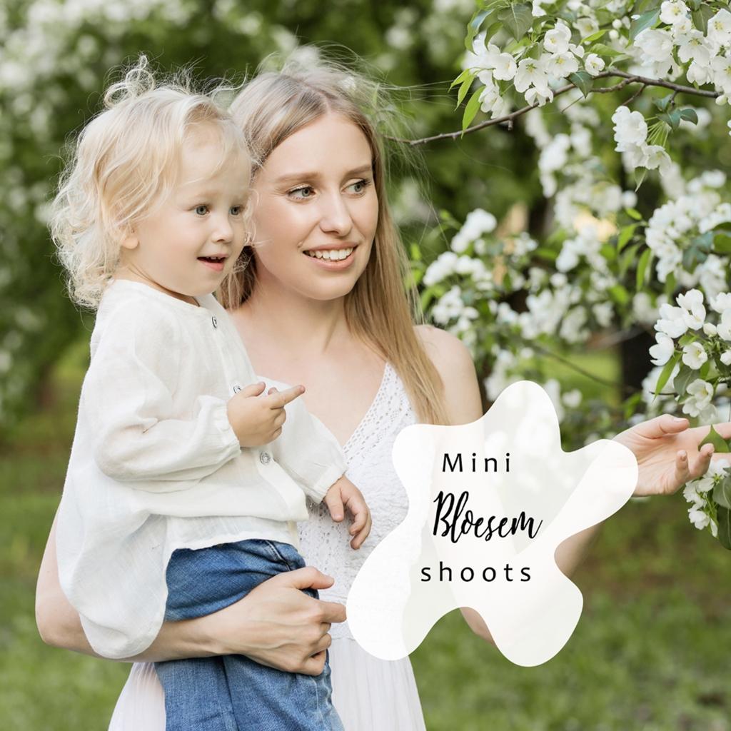 Mini bloesemshoot Ter Aar